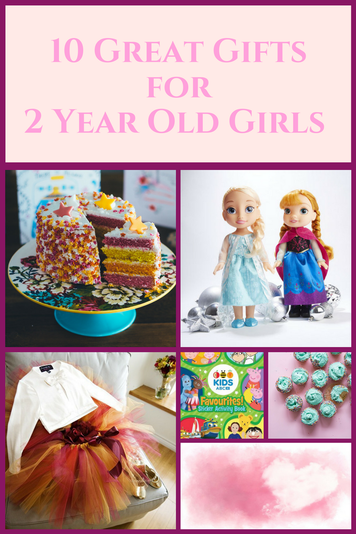 10 great gifts for 2 year old girls | AllThingsMomSydney